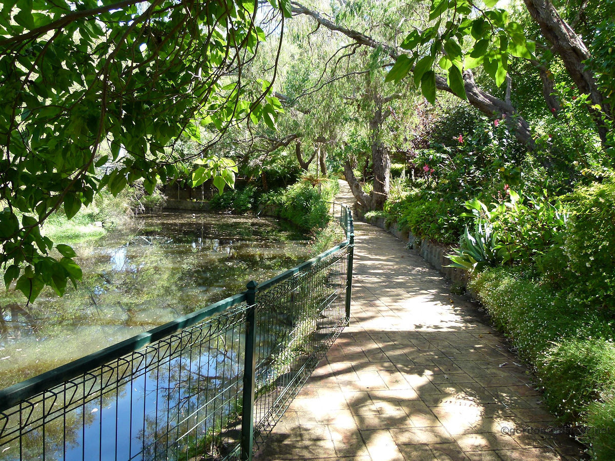 Stirling Gardens Harvey Garden Ftempo