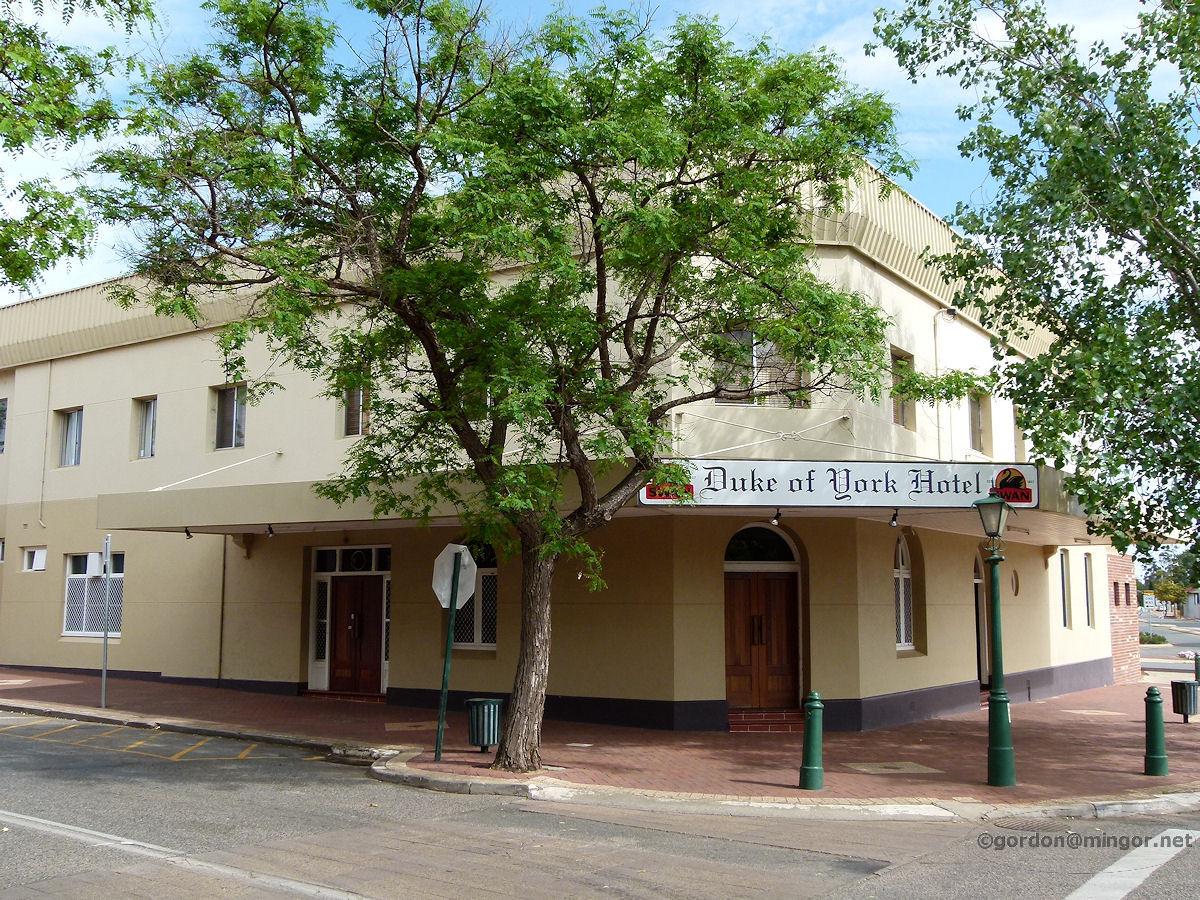 Duke Of York Hotel Narrogin