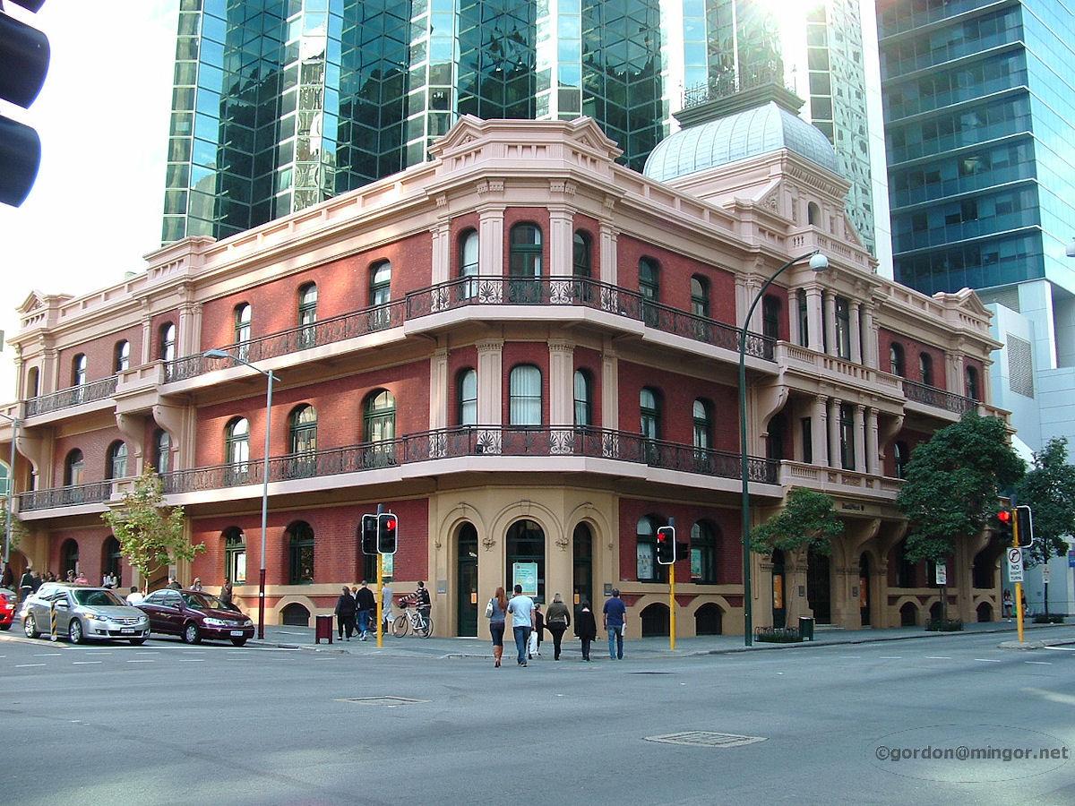 Perth Palace Hotel