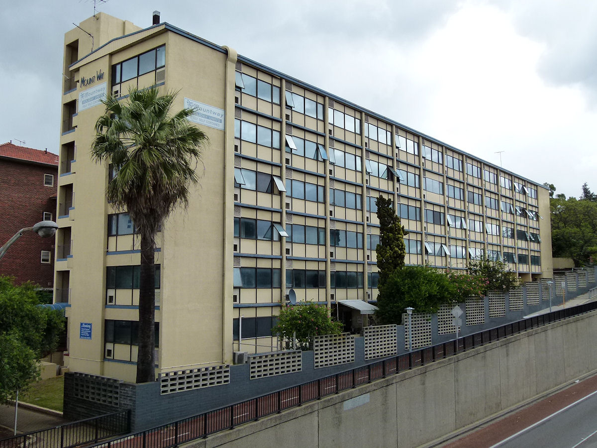 Perth City West End Western Australia  Perth West End